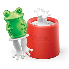 Zoku Prince Frog character pop lolly mould