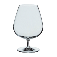 Dartington brandy glasses, set of 2