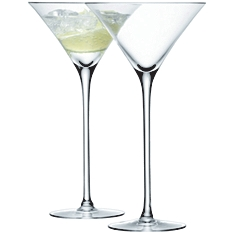 LSA Bar Collection cocktail glasses, set of 2