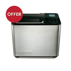 Kenwood rapid bake breadmaker, BM450