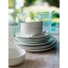 Waitrose Artisan 12 piece dinner set