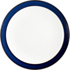 Waitrose Dining Oxford blue side plate