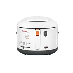 Tefal white filtra one fryer