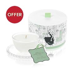 Urban Apothecary Tea Cup Luxury Candle - Green Tea