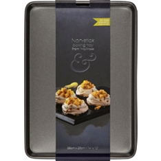 from Waitrose 35x25cm non-stick baking tray