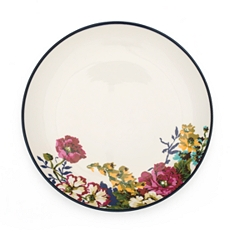 Joules floral dinner plate