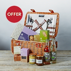 National Trust Picnic Hamper