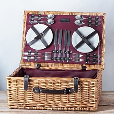 Todhunter 4 Person Picnic Basket