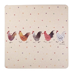Churchill China Rooster placemats, set of 4