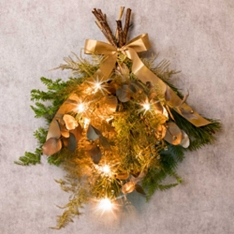 Opulent Christmas Wreath