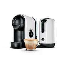 Lavazza Minu Milk Pod Coffee Maker
