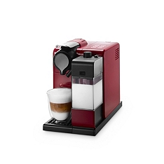 De'Longhi EN550 Lattissima Nespresso red coffee maker