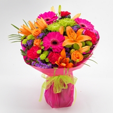 Same Day Large Vibrant Bouquet