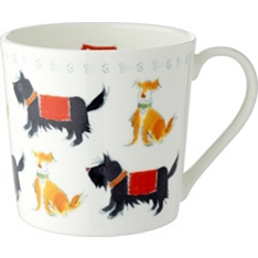Waitrose Dining Dorset dog mug
