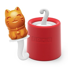 Zoku Kitty character pop lolly mould