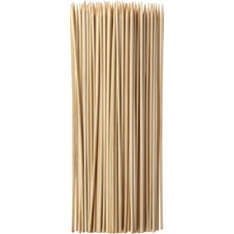 essential Waitrose bamboo skewers, 100