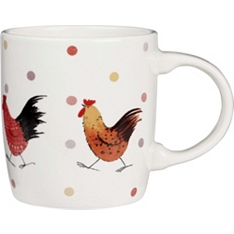 Churchill China Rooster dream mug