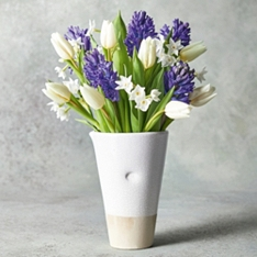 Mother's Day Scented Hyacinth Vase