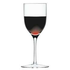 LSA Bar Collection port glasses, set of 4