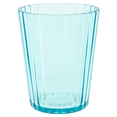 Waitrose vertical ripple tumbler