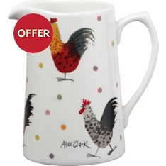 Churchill China Rooster jug, 500ml