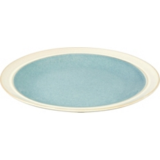 Waitrose Dining Norfolk blue salad plate