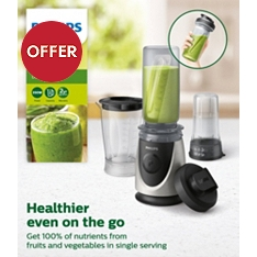 Philips Daily Mini Blender, R2876/01