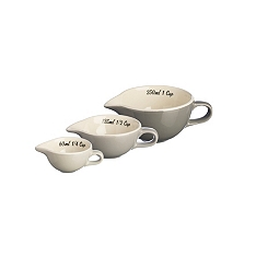 Mason Cash Baker Street measuring cups, set of 3