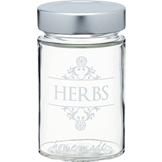 Home Made herb jar