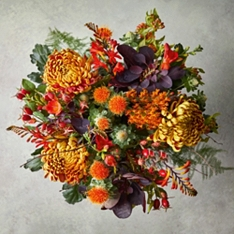 Magnificent Autumn Bouquet