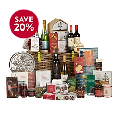 Waitrose Ultimate Christmas Feast Hamper