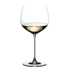 Riedel Veritas Oaked Chardonnay wine glasses, set of 2