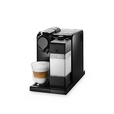 De'Longhi EN550 Latissima Nespresso black coffee maker