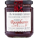The Wooden Spoon Preserving Co. Pilgrims Raspberry Extra Jam 340g