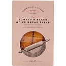 Cartwright & Butler Tomato & Black Olive Bread Thins 100g