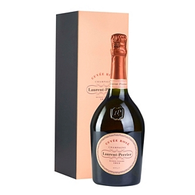 Gift: Laurent-Perrier Cuvee Rosé Brut NV