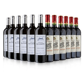 Telegraph Autumn Bordeaux Selection