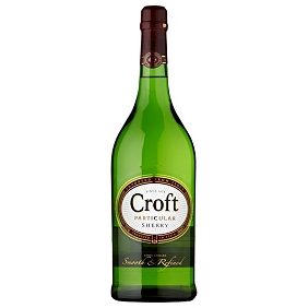 Croft Particular Pale Amontillado Sherry