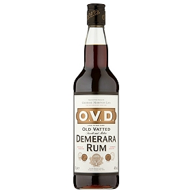 OVD rum old vatted demerara