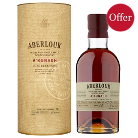 Aberlour A'bunadh Speyside Single Malt Whisky