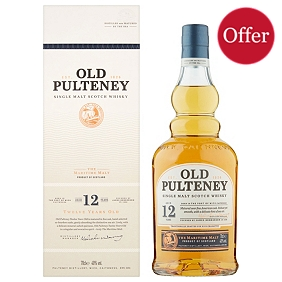 Old Pulteney 12-Year-Old Highlands Single Malt Whisky