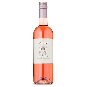 Waitrose Ripe and Juicy Spanish Rosé