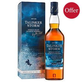 Talisker Storm Islands Single Malt Whisky