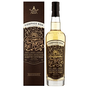 Compass Box Peat Blended Malt