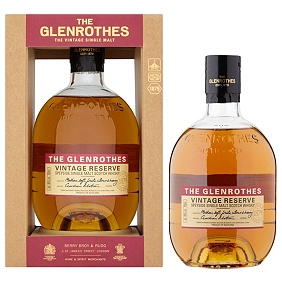 Glenrothes vintage single malt