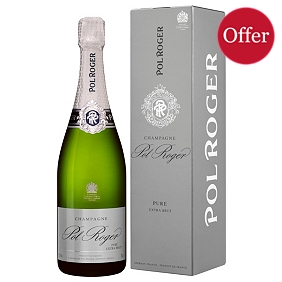 Pol Roger Pure Extra Brut NV Champagne