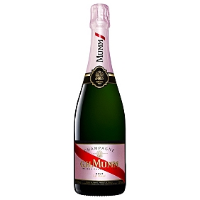 G.H.Mumm Cordon Rouge Rose Brut NV