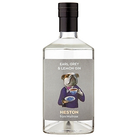 Waitrose Heston Earl Grey & Lemon Gin