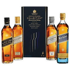Johnnie Walker Collection Pack