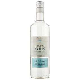 Waitrose Premium London Dry Gin 1 Litre